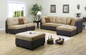 How to Care for a Microfiber Sofa or Loveseat