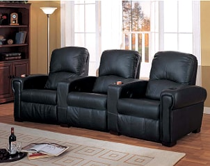 How to Set Up Seating for a Home Theater