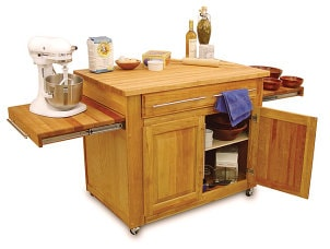 How to Add a Kitchen Island