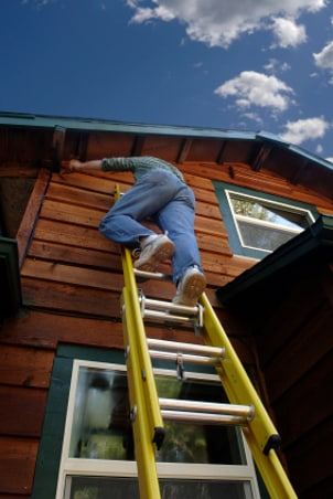 How to Choose an Extension Ladder