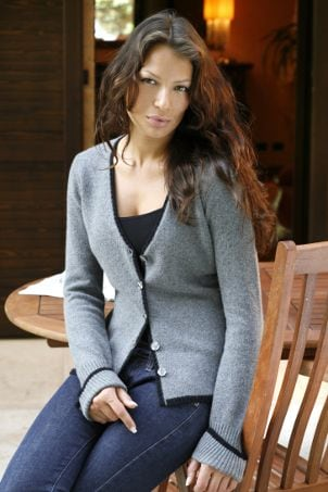 How to Style Women's Cardigans