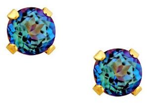 Coated Topaz Jewelry Fact Sheet