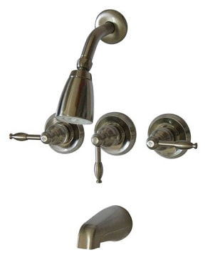 How to Remove Shower Faucets