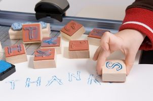 How to Clean Stamps