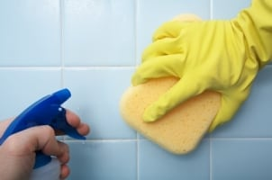 Tips on Cleaning Bathroom Tiles