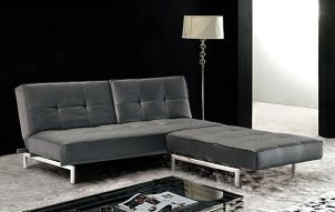 How to Decorate a Room with Black Leather Furniture