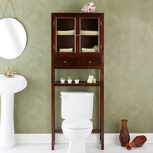 Best Bathroom Storage and Organization Ideas