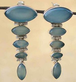 Chalcedony Jewelry Fact Sheet