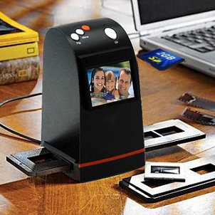 How to Scan Your Slides with a 35 mm Slide Scanner