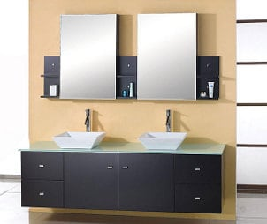 Different Styles of Bathroom Mirrors