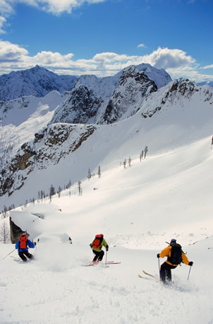 Downhill and Cross-country Ski Gear Fact Sheet