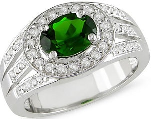 Diopside Jewelry Fact Sheet