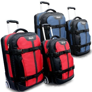 Benefits of Lightweight Luggage