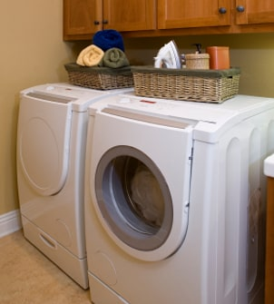 How to Install a Washer and an Electric Dryer