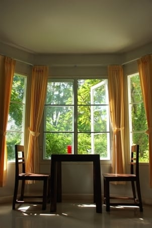 How to Measure Curtains for Bay Windows
