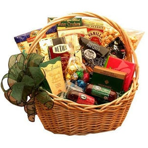 Great Occasions for Sending Food Baskets