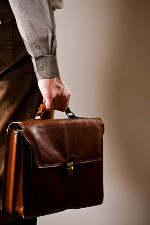 How to Care for a Leather Briefcase