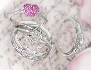 Top 5 Cubic Zirconia Rings