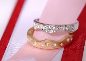 Tips on Buying Women's Wedding Bands
