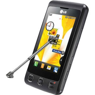Top 5 LG Cell Phones