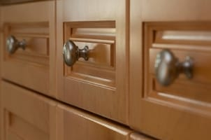 How to Replace Old Cabinet Handles