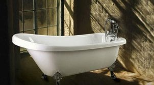 Best Things to Keep in a Claw-foot Tub