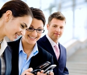 Best Features for Business Cell Phones