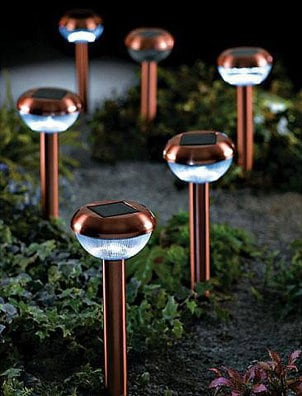 How to Use Solar Garden Lights