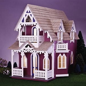 How to Clean and Maintain Dollhouses