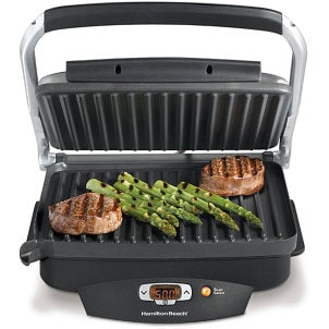 Electric Grills Fact Sheet
