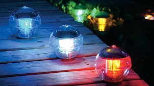 Tips on Garden Lighting
