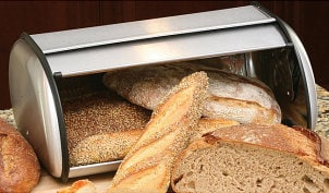 Why Buy a Stainless Steel Breadbox