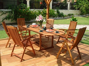 Eco Benefits of Teak Wood Furniture