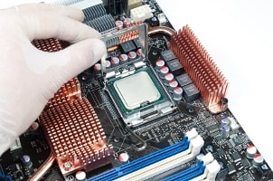 Anatomy of a Computer Motherboard
