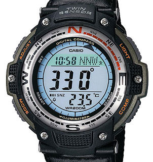 Casio Watch Fact Sheet