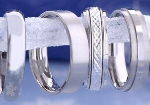 Titanium vs Stainless Steel Rings