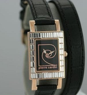 Pierre Cardin Watch Fact Sheet