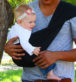 Top 5 Benefits of Baby Carriers