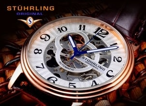Stuhrling Original Watches Buying Guide