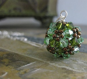 How to Accessorize with a Green Tourmaline Necklace