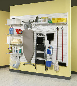 Saving Space with Garage Organizers