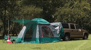 Tips on Camping with Your Coleman Tent