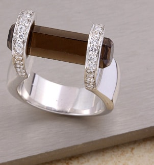 Shopping for Jewelry-Rings with Style
