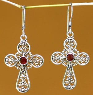 Top 5 Cross Earrings