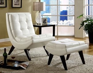 Best Rooms to Furnish with Leather Chairs