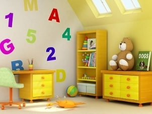 Decorating Your Child's Room with Wall Covering