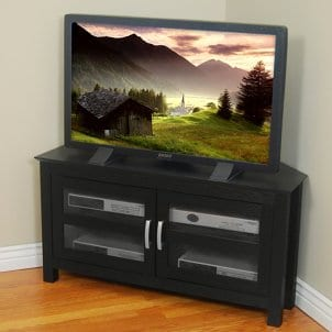 How to Clean a Corner Entertainment Center