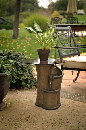 Most Popular Types of Garden Fountains