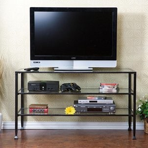 How to Clean Glass TV Stands