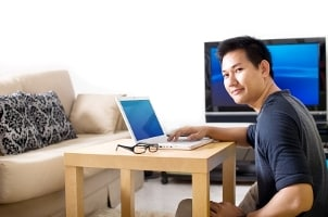 How to Connect Your Laptop for Your HDTV